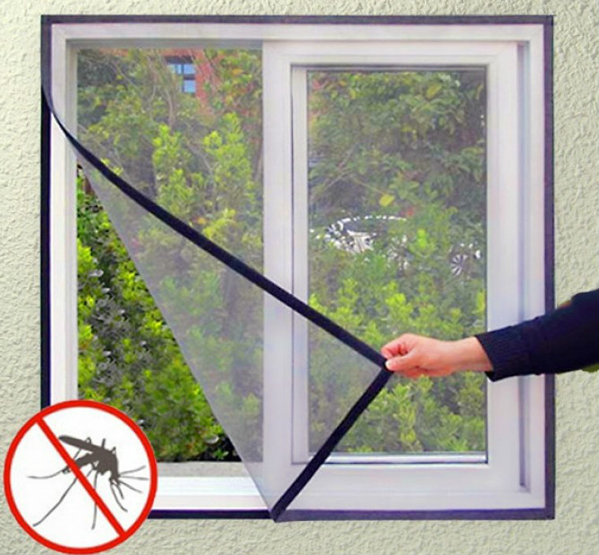 Detachable Velcro Flyscreens Insects Screens Unik Needs