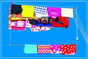 6 Rod Hanger Set