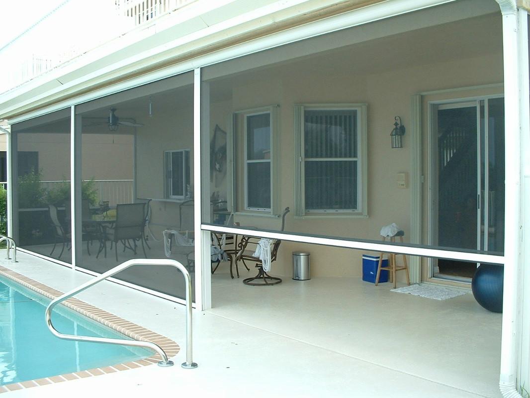 Balcony Covers Solar Shades 3 Unik Needs