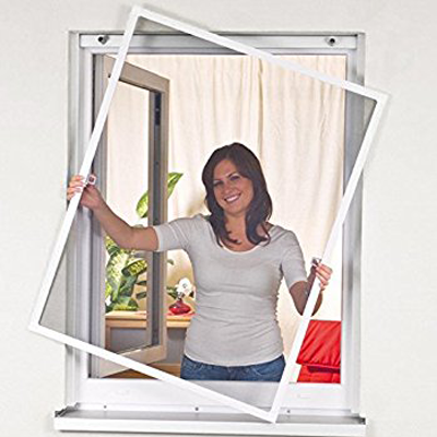 detachable magnetic window screens
