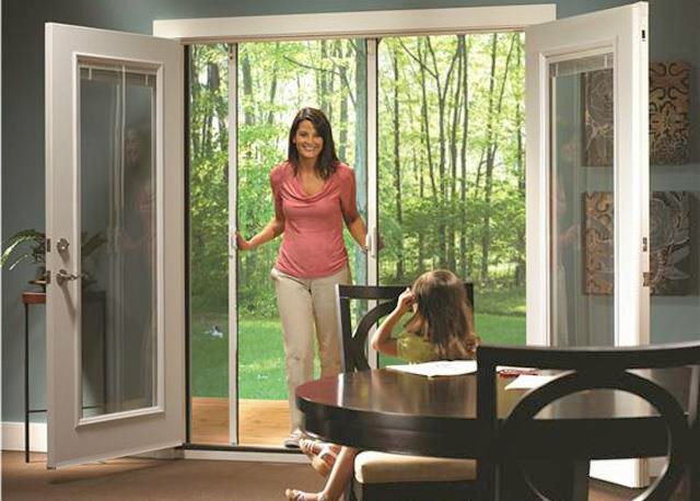 ... pleated-screen-1 & UNIK NEEDS Manufacturers of - Mosquito Screens | Mosquito Net ...