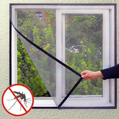 velcro fly screens