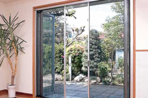 sliding windows and door screens