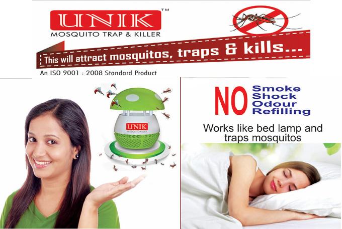 mosquito catcher killer