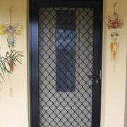 grille-hinged-door