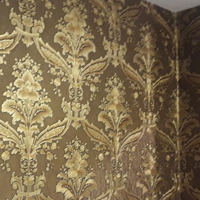 decorative wall paper brown colour