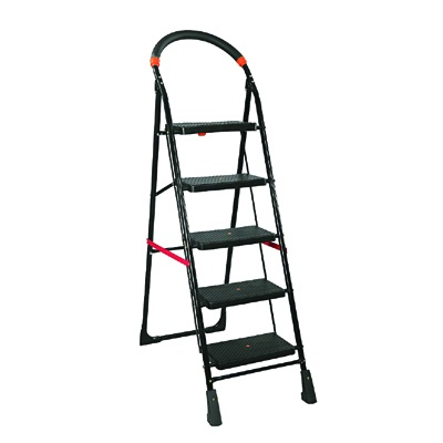 Broad Step Ladders 5 feet 5 steps