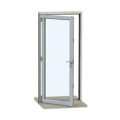 aluminium doors frame